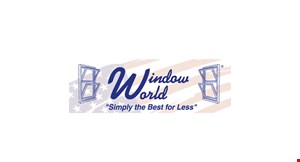 Product image for Window  World of Middle Tennessee $100 off six or more Solarzone windows.