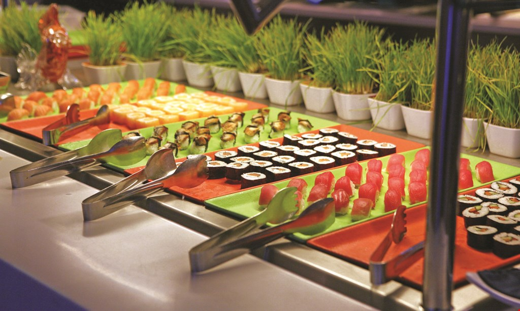 Product image for Lin Buffet & Grill 10% off lunch