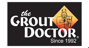 The Grout Doctor logo