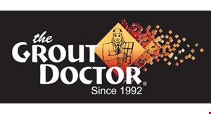 Product image for GROUT DOCTOR - GILBERT $25 off any job