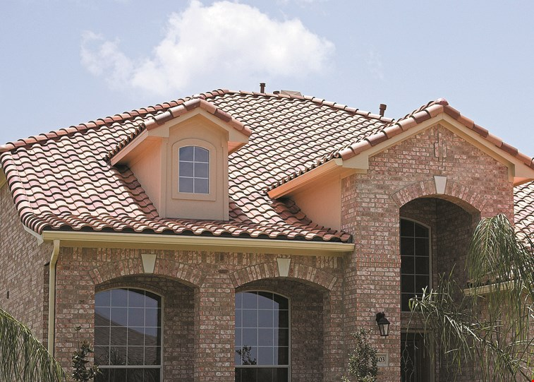 Product image for Royal Blue Roofing 10% off all roof leak repair services.