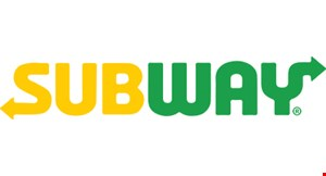 Product image for Subway $1 off $1 OFF ANY FOOTLONGFRESH VALUE MEAL®.