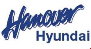 Hanover Hyundai logo