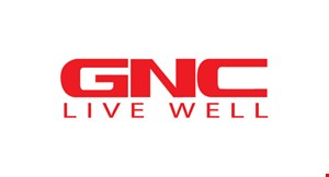 Product image for GNC $10 OFF ANY PURCHASE