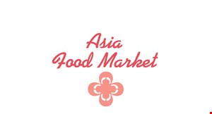 Product image for Asia Food Market $5 off any purchase of $50 or more.