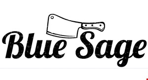 Blue Sage Vegetarian Grille logo