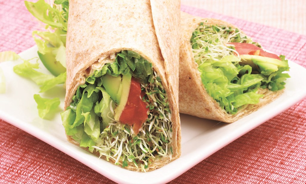 Product image for Blue Sage Vegetarian Grille $5 off any purchase of $25 or more one coupon per table Mon.-Thurs. only - Dine in only