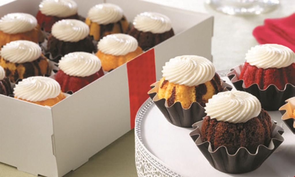 Product image for Nothing Bundt Cakes Free Bundtlet with purchase of a Bundtlet