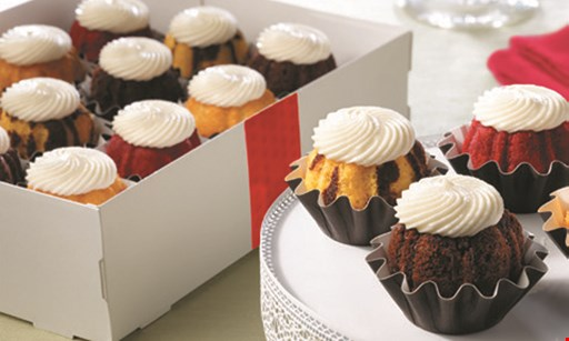 Product image for NOTHING BUNDT CAKES Free Bundtlet with the purchase of 2 Bundtlets