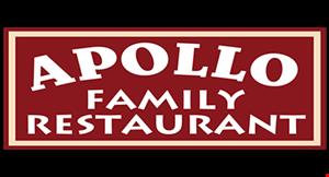 Apollo Family Restaurant logo