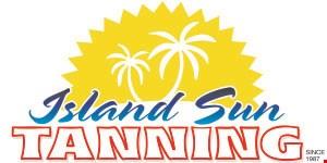 Island Sun Tanning logo