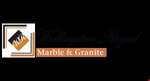 Wellington Royal Marble & Granite logo