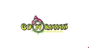 Go N' Bananas logo