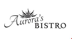Aurora's Bistro logo