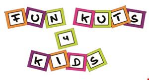 Fun Kuts 4 Kids logo
