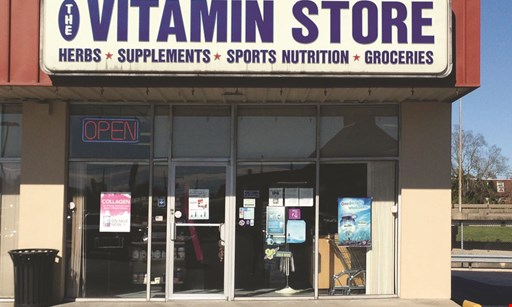 Product image for The Vitamin Store 20%OFF Entire Store