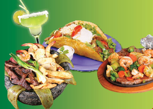 Product image for Las Margaritas Half price entree
