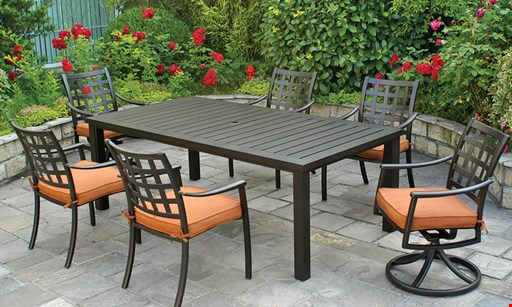 Product image for Green Lea Nursery $100 off Any Complete Set Of Patio Furniture Over $999