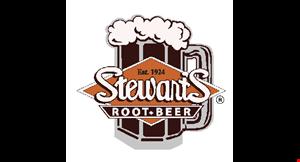 Stewart's Root Beer logo