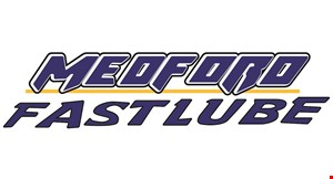 Product image for Medford Fast Lube $5 Off any full-service oil change