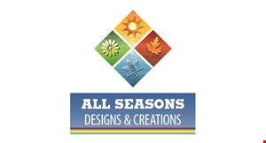 All Seasons Designs & Creations logo