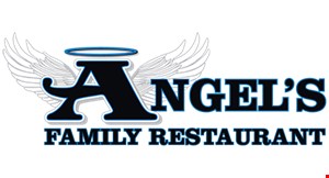 Angel's Family Restaurant logo