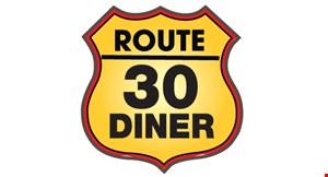 Route 30 Diner logo