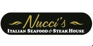 Nucci's Italian Seafood & Steak House logo