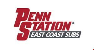 Product image for PENN STATION EAST COAST SUBS Free sub