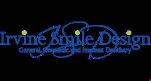 Irvine Smile Design logo