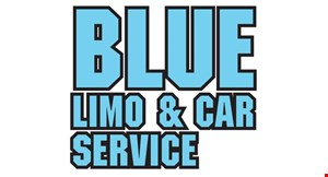 Blue  Limo logo
