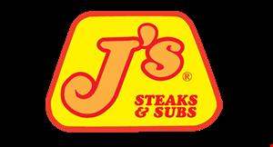 J's Steaks & Subs logo
