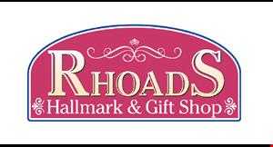 Rhoads Hallmark & Gift Shop logo
