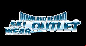 Down & Beyond Ski Wear Outlet logo