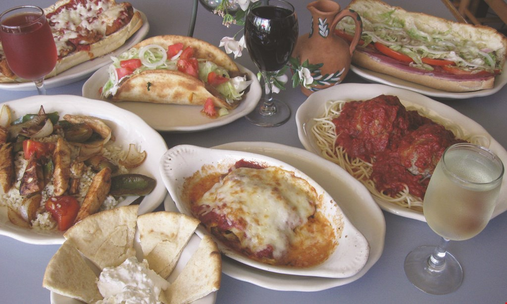 Product image for K'S FAMILY PIZZERIA & RESTAURANT INC. $5 Off any purchase of $25 or more