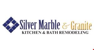 Silver Marble & Granite logo