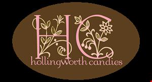 Hollingworth Candies logo