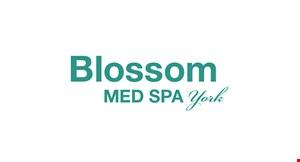 Blossom Med Spa York logo