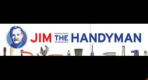 Jim The Handyman logo