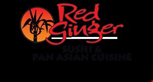 Red Ginger logo