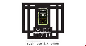 Mei Tzu Sushi Bar & Kitchen logo