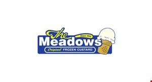 Meadows Original Frozen Custard logo