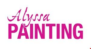 Alyssa Painting logo