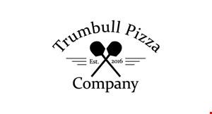 Trumbull Pizza Company logo