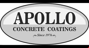 Apollo Concrete Coatings logo