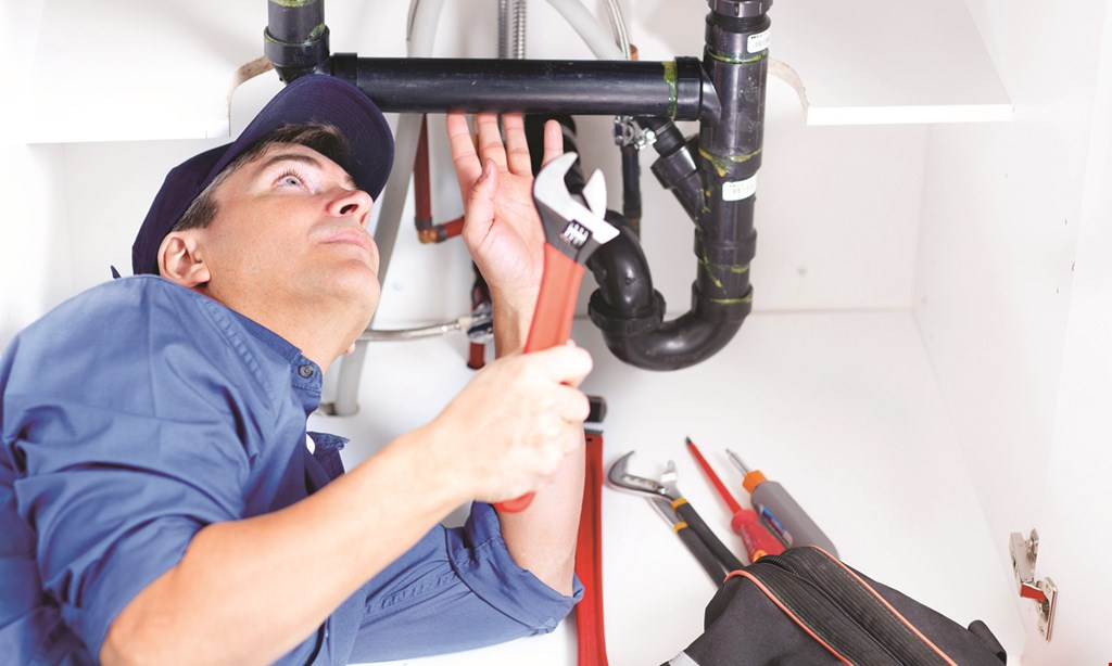 Product image for A BETTER PLUMBER & SEWER COMPANY as low as $50 drain cleaning some restrictions apply.