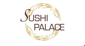 Sushi Palace logo