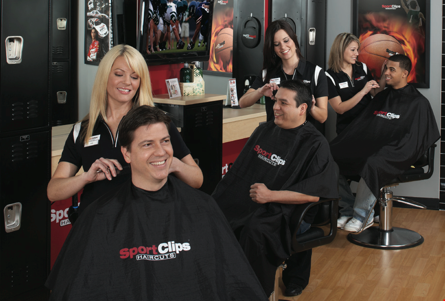 Product image for Sport Clips-Lgc Inc $10 MVP Haircut NEW Clients Only.