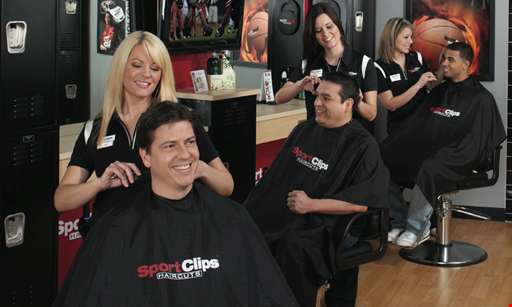 Product image for Sport Clips-Lgc Inc $10 MVP Haircut NEW Clients Only