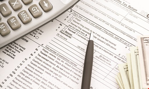 Product image for The Tax Place 15% off your tax preparation